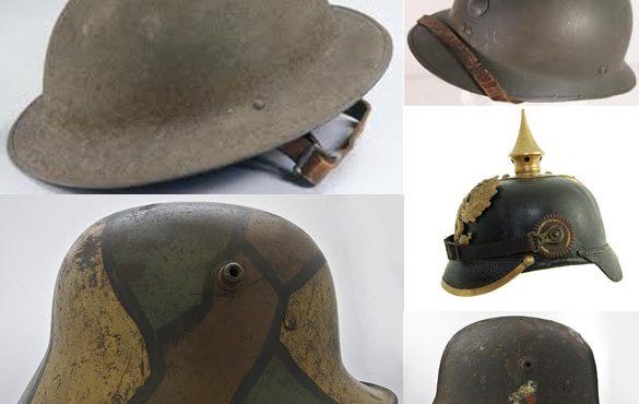 WARSTUFF buy and sell WW1 Helmets