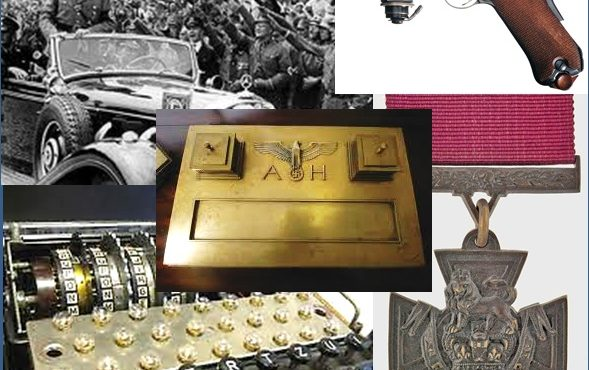 WARSTUFF Most Expensive WW2 Items Sold