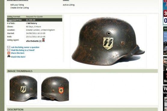 WARSTUFF WWII German Militaria